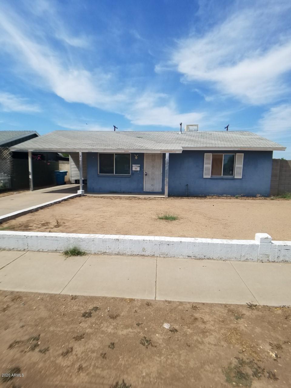 MLS 6067429 Phoenix Metro Area, Phoenix, AZ 85019 Affordable Homes in Phoenix