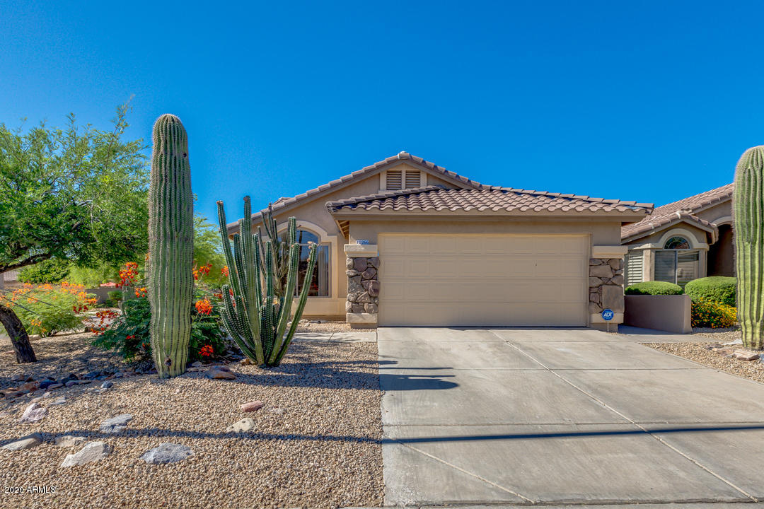 Photo of 10266 E HILLERY Drive, Scottsdale, AZ 85255
