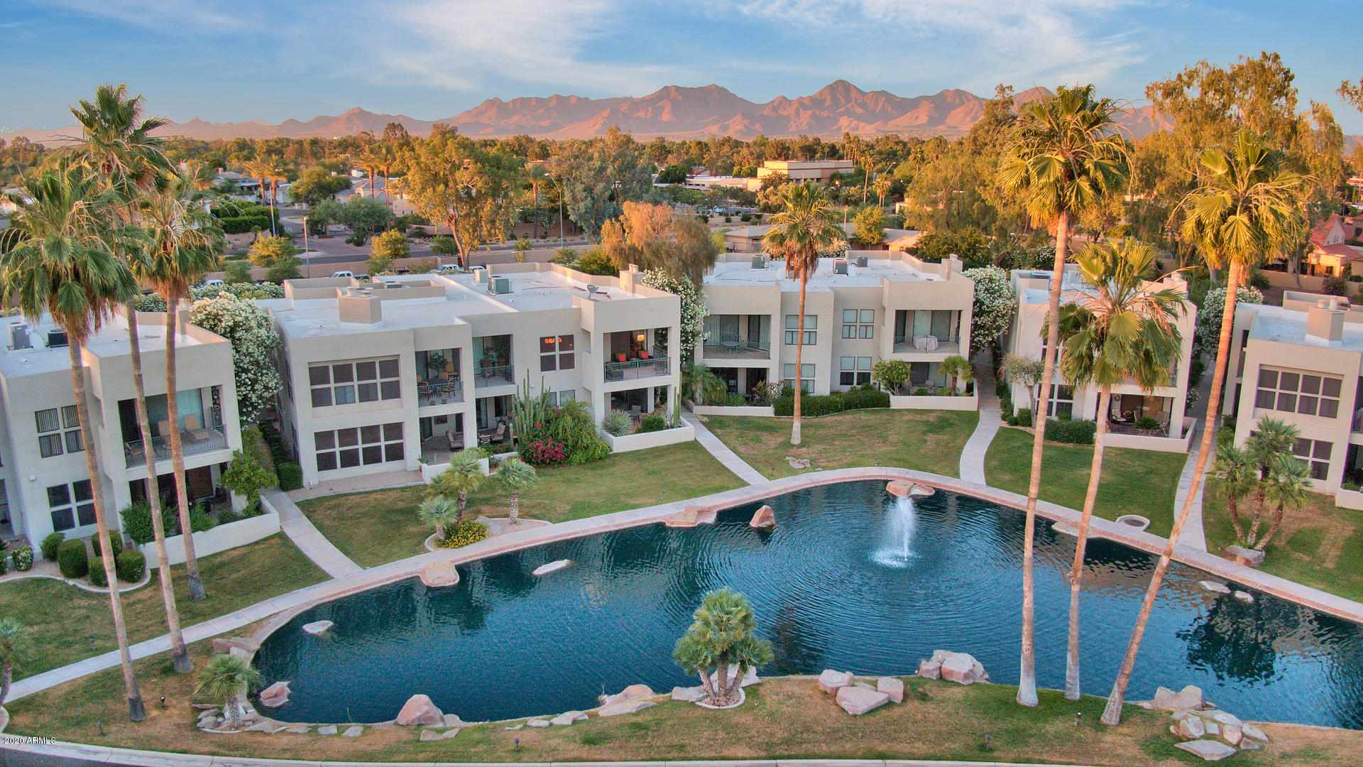 Photo of 7700 E GAINEY RANCH Road #222, Scottsdale, AZ 85258