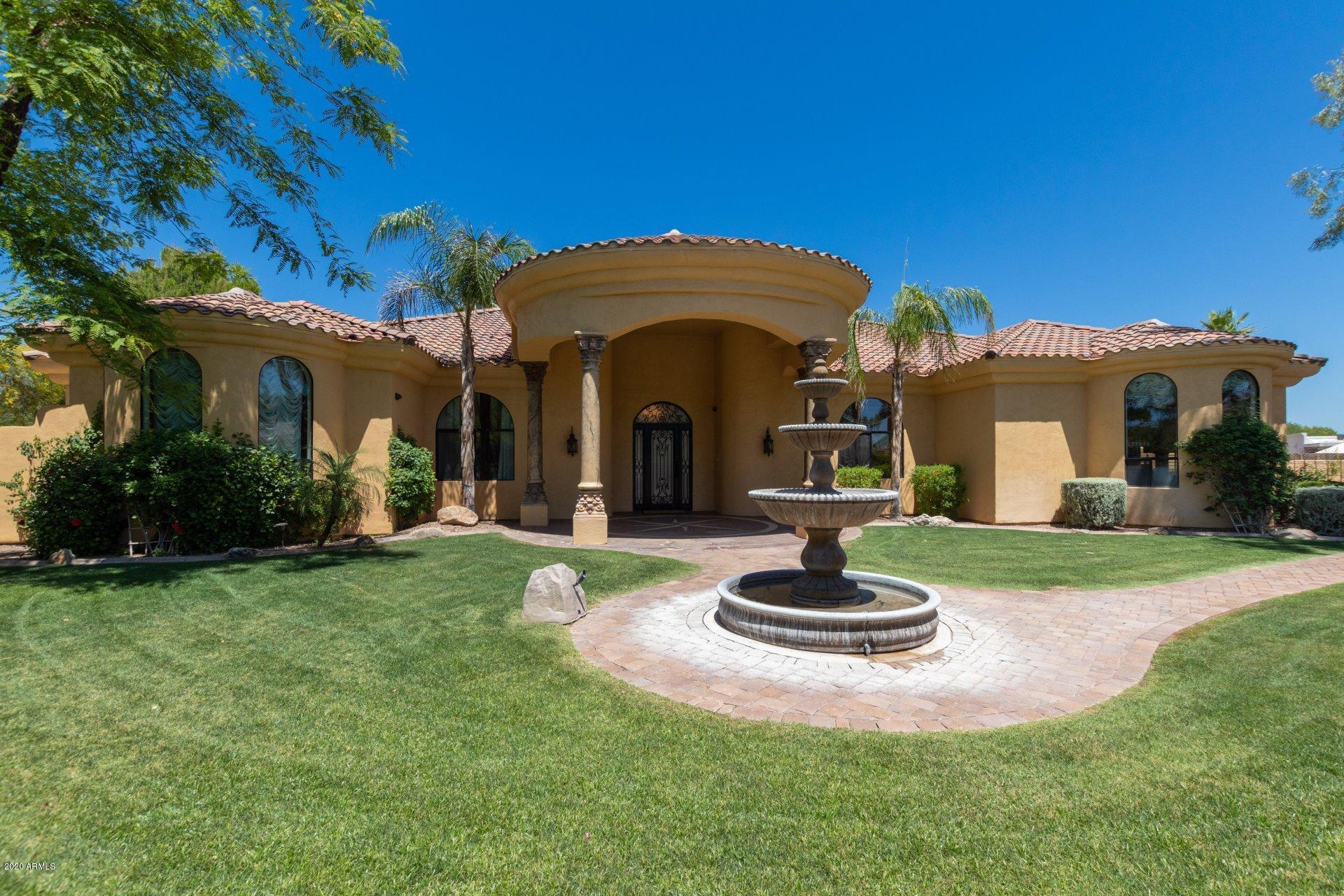 Photo of 9322 N IRONWOOD Drive, Paradise Valley, AZ 85253