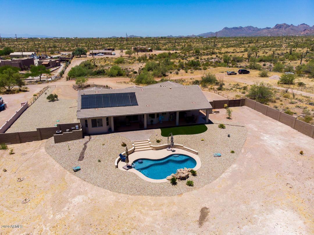 MLS 6083483 1527 N Boyd Road, Apache Junction, AZ 85119 Apache Junction AZ One Plus Acre Home