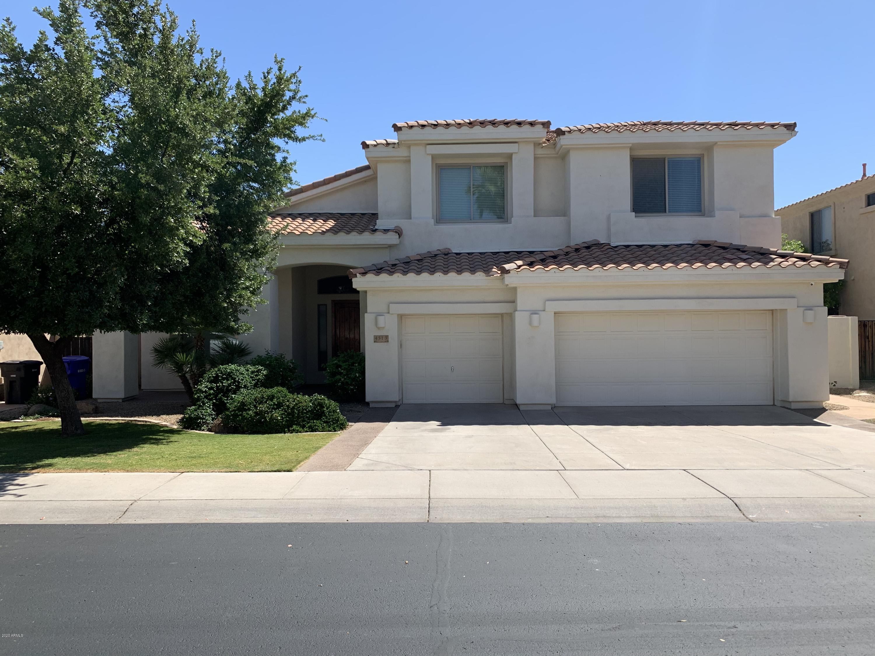Photo of 4513 S WILDFLOWER Place, Chandler, AZ 85248