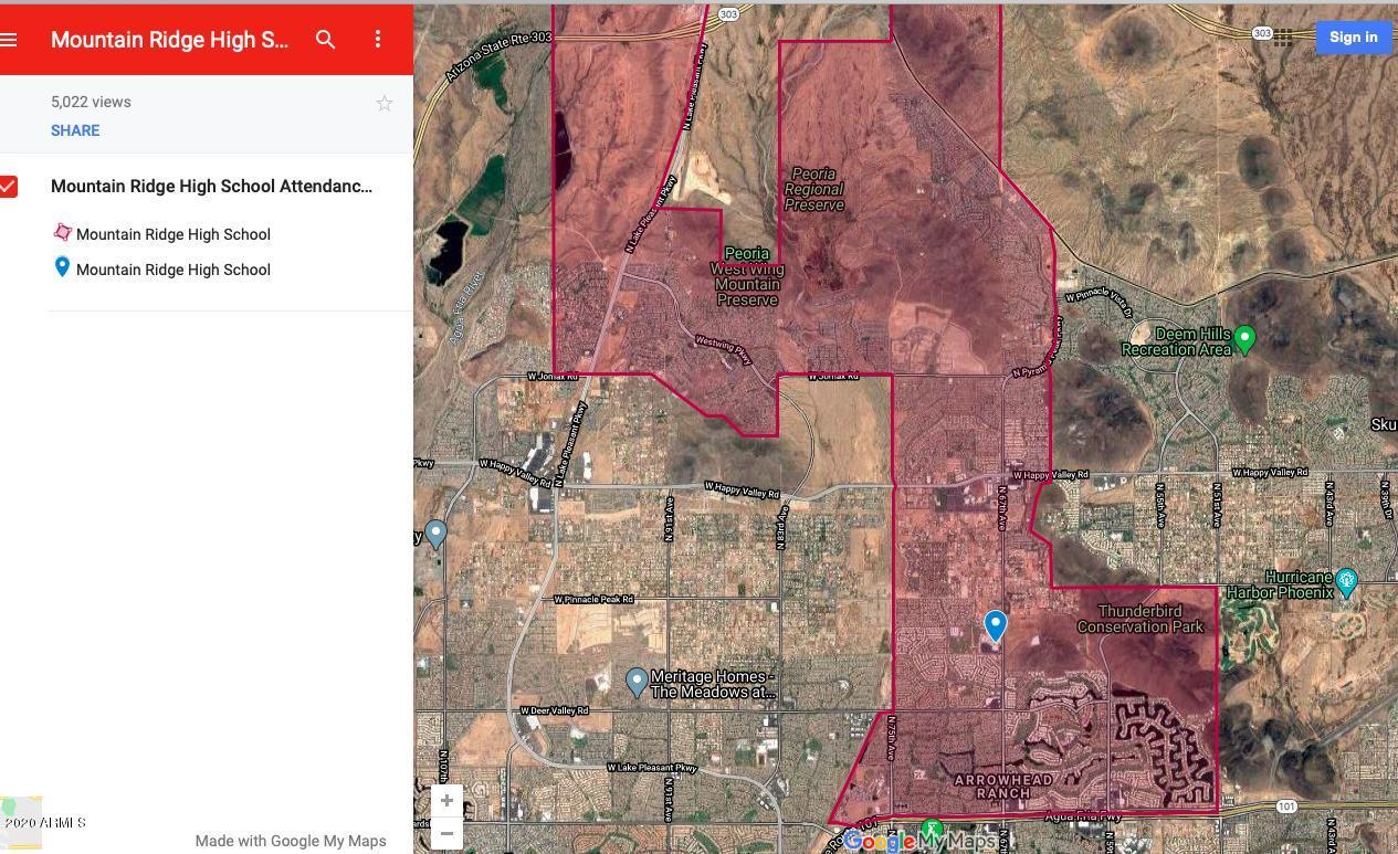 MLS 6067875 29669 N 69TH Avenue, Peoria, AZ 85383 Peoria AZ Sonoran Mountain Ranch