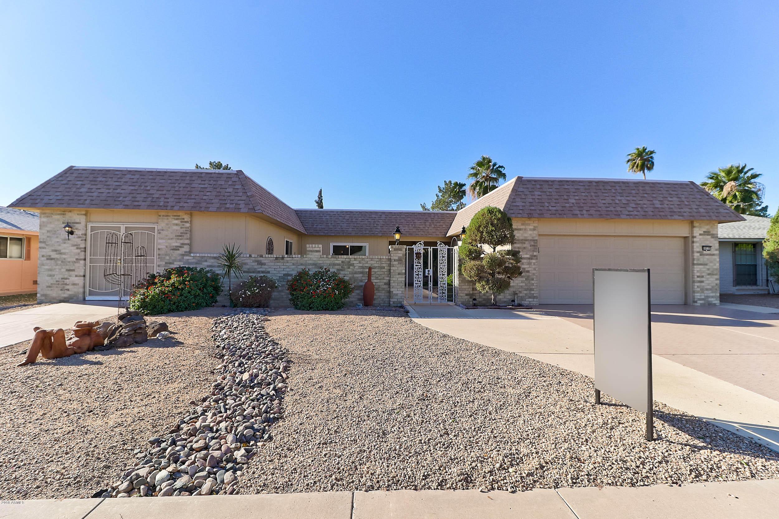 MLS 6086161 Sun City Metro Area, Sun City, AZ 85373 Sun City Homes for Rent