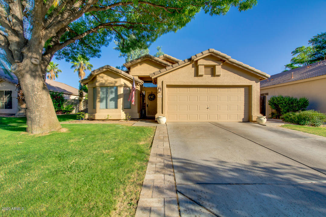 Photo of 1741 W HAVASU Court, Chandler, AZ 85248