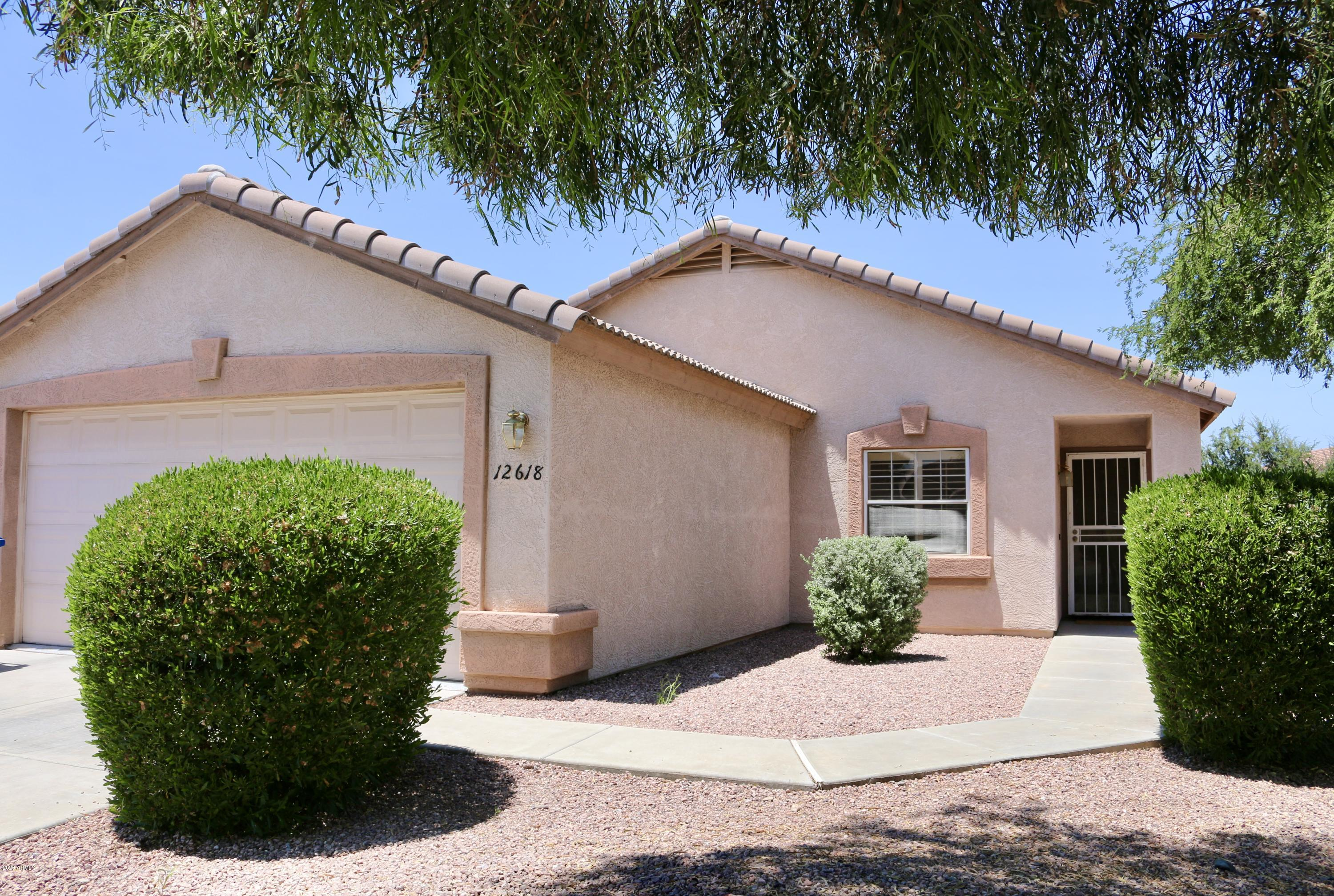 Photo of 12618 W DREYFUS Drive, El Mirage, AZ 85335