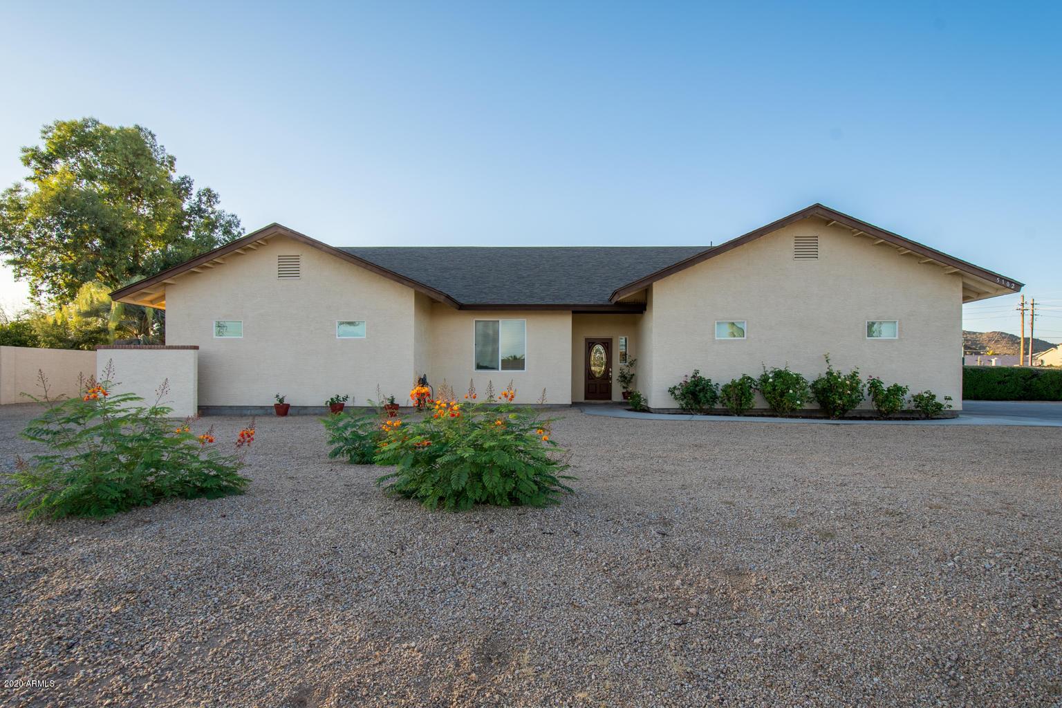 Photo of 5102 W FALLEN LEAF Lane, Glendale, AZ 85310
