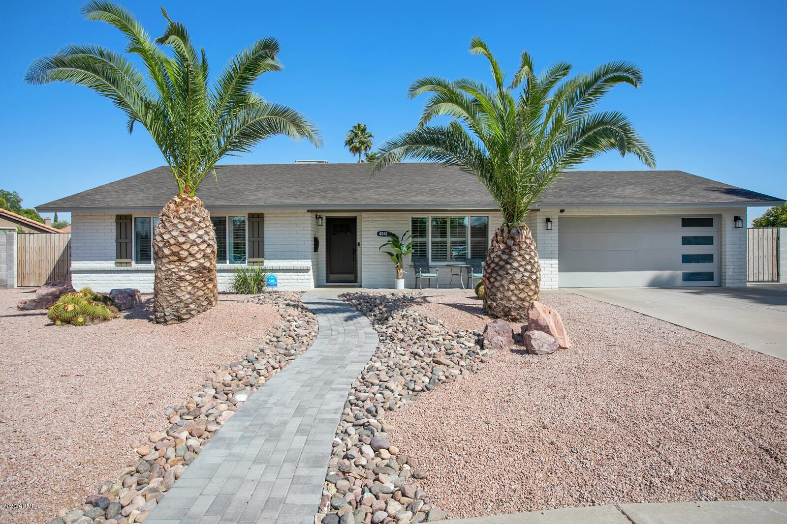 Photo of 4941 E WALTANN Lane, Scottsdale, AZ 85254