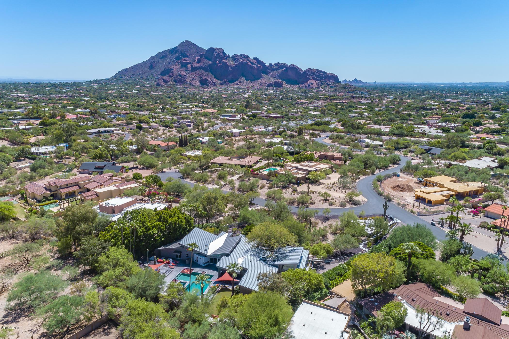 MLS 6093607 4306 E DESERT CREST Drive, Paradise Valley, AZ 85253 Paradise Valley AZ Braecrest