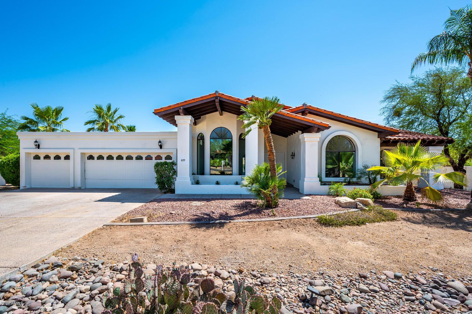 Photo of 8179 E WHISPERING WIND Drive, Scottsdale, AZ 85255