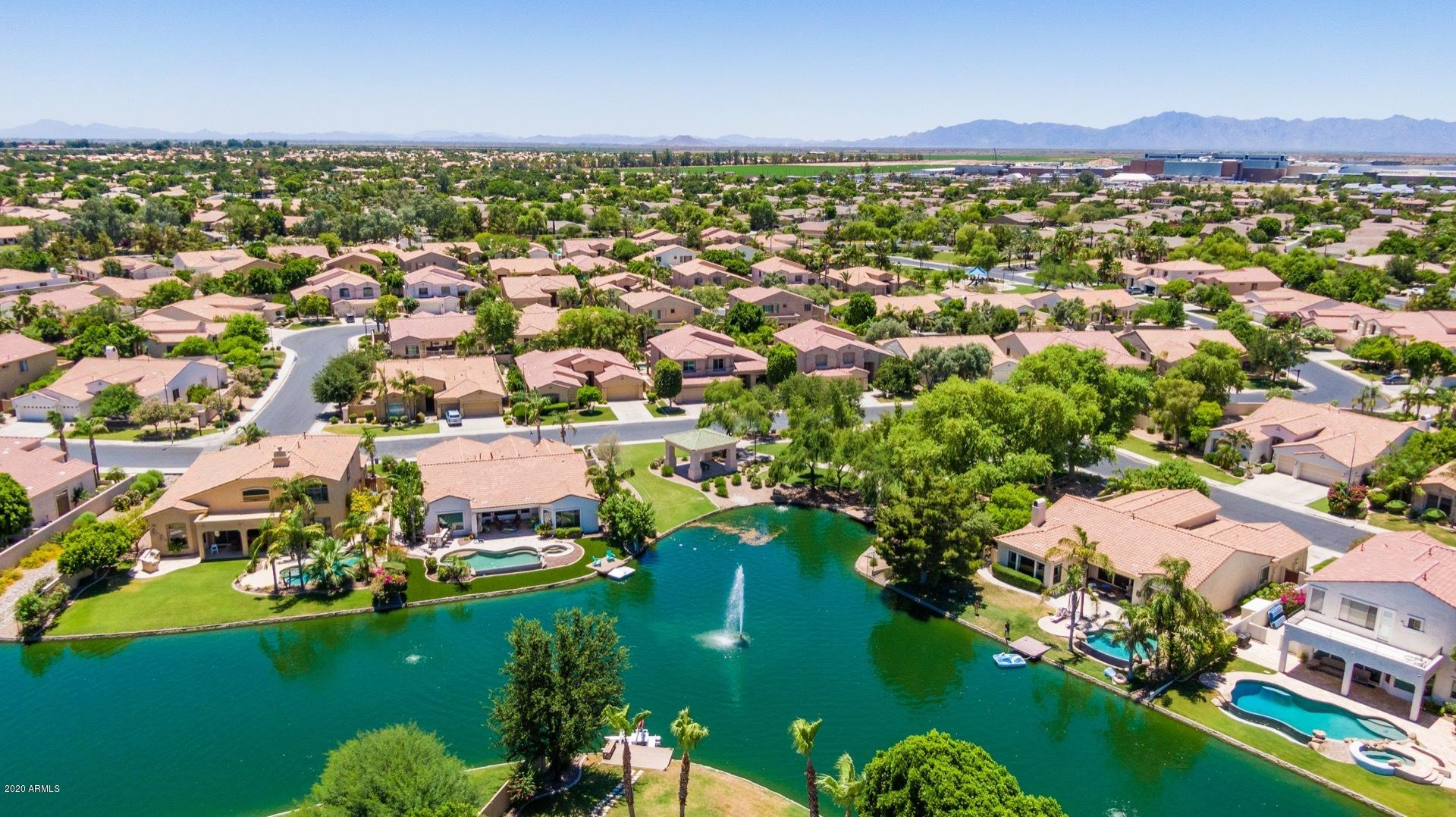 MLS 6089362 4422 S Wildflower Place, Chandler, AZ 85248 Golf Real Estate in Ocotillo