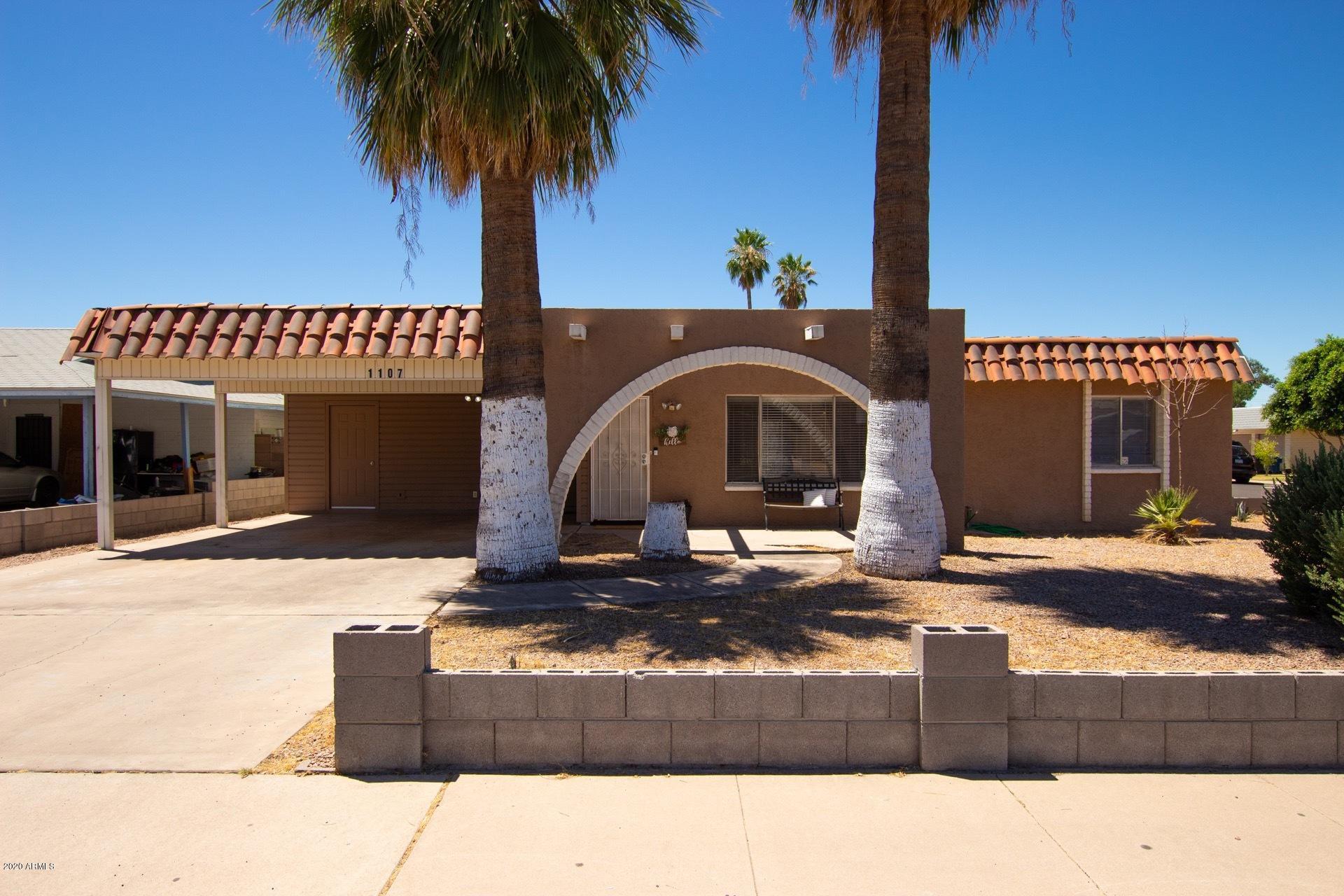 Photo of 1107 W DRAGOON Avenue, Mesa, AZ 85210