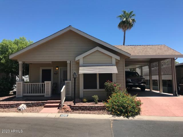 Photo of 11411 N 91ST Avenue #105, Peoria, AZ 85345