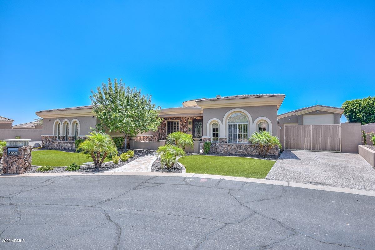 Photo of 4735 W VILLA LINDA Drive, Glendale, AZ 85310