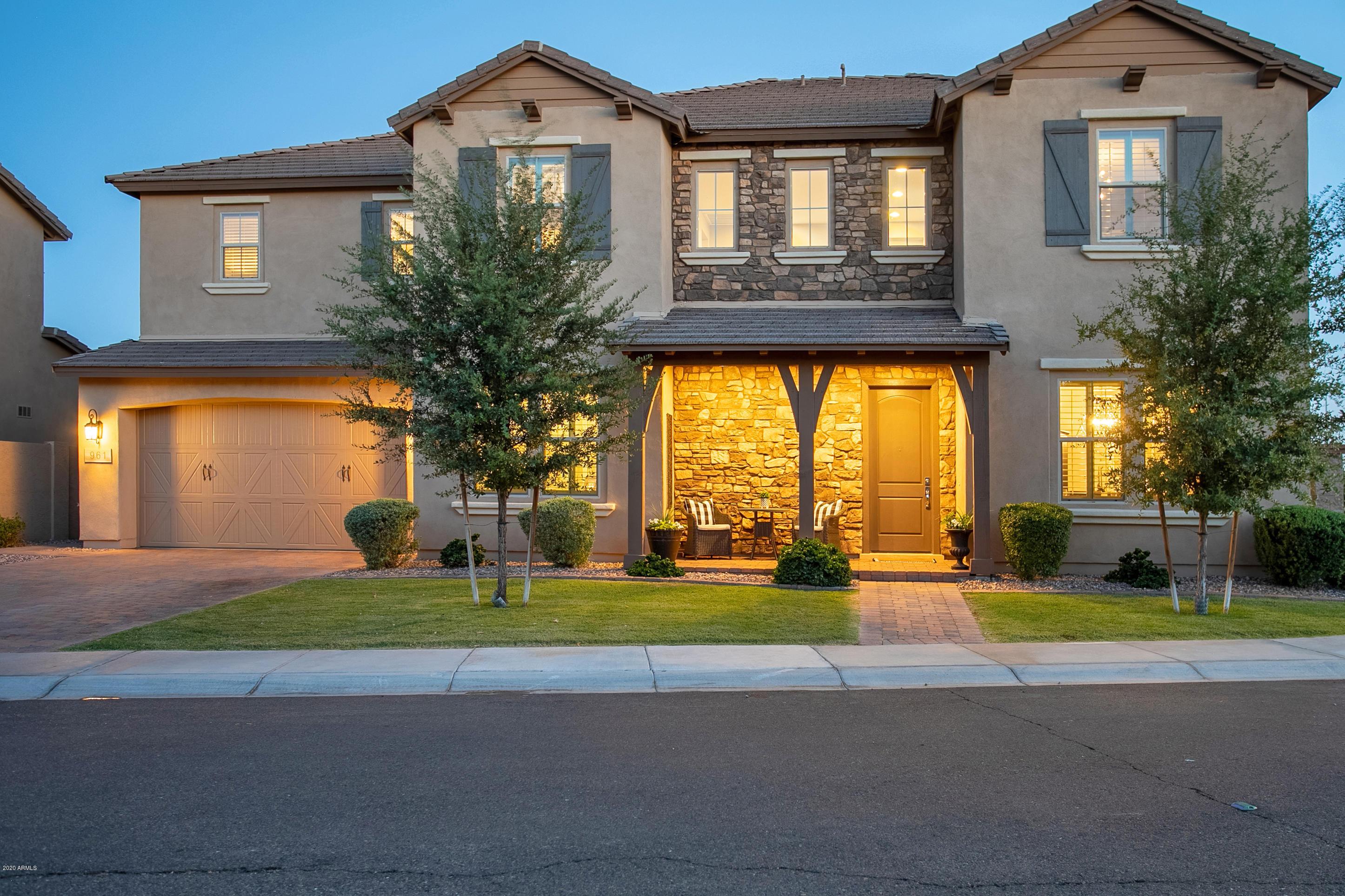 Photo of 961 W KAIBAB Drive, Chandler, AZ 85248