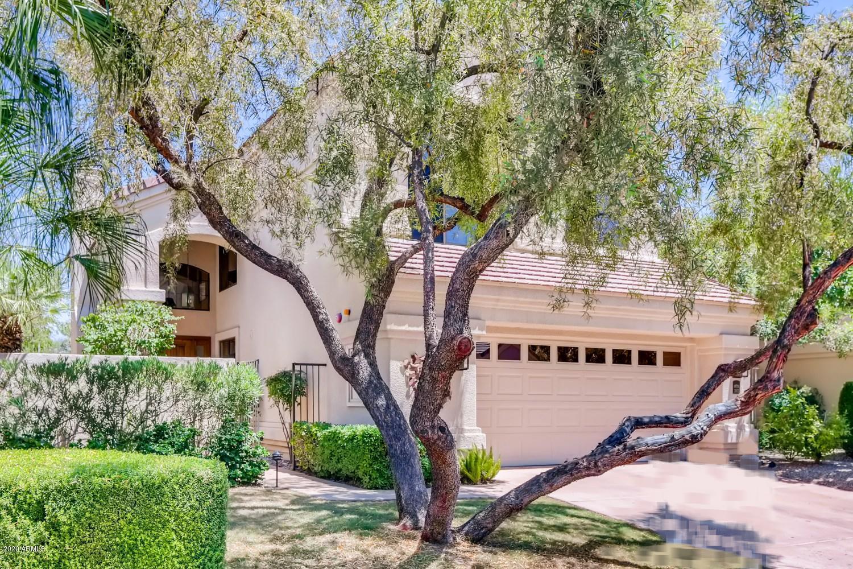 Photo of 7525 E GAINEY RANCH Road #202, Scottsdale, AZ 85258