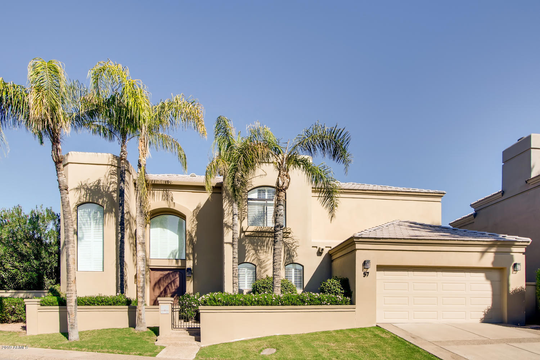 Photo of 7878 E GAINEY RANCH Road #57, Scottsdale, AZ 85258