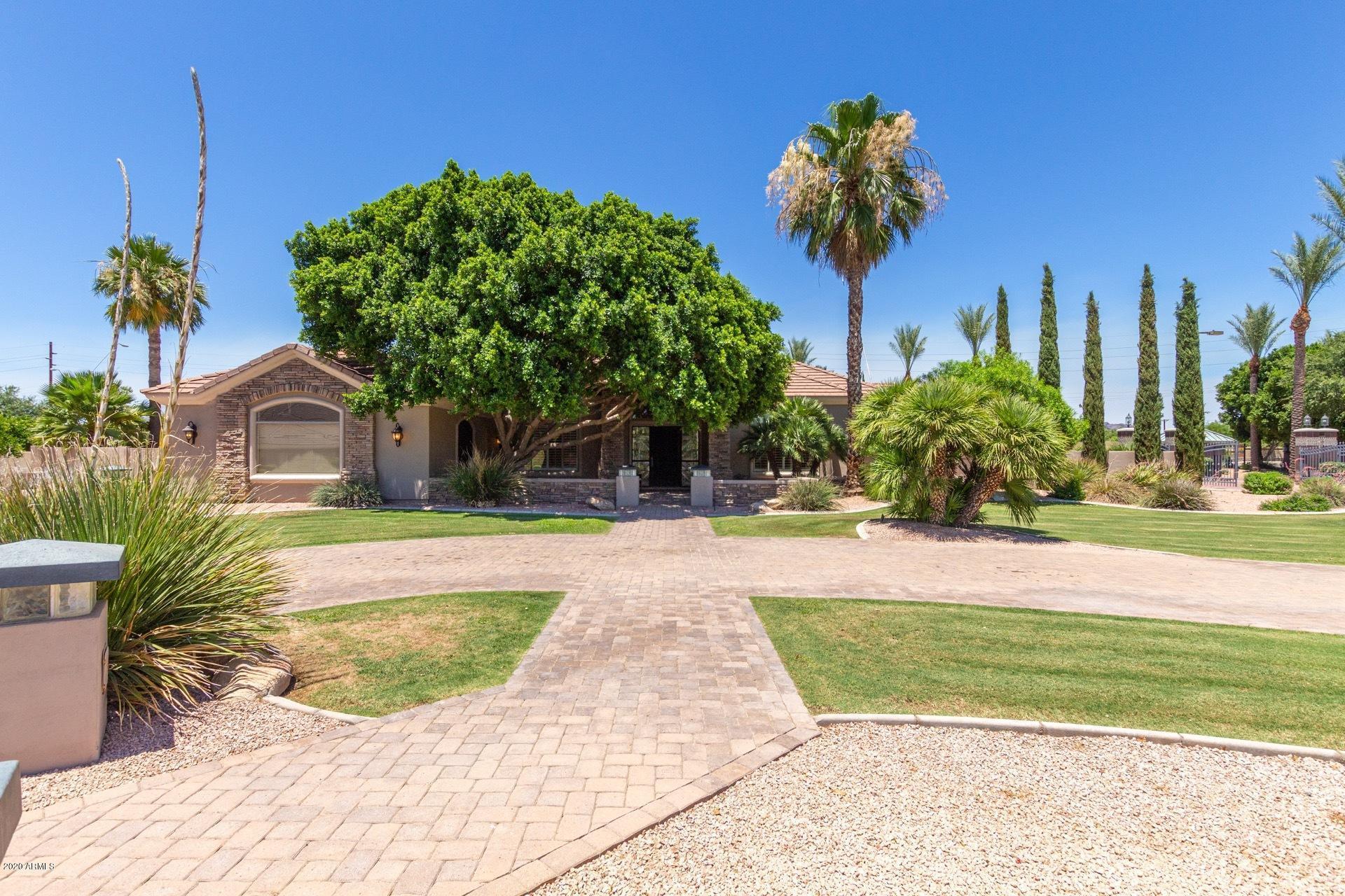 Photo of 3920 E NORA Circle, Mesa, AZ 85215