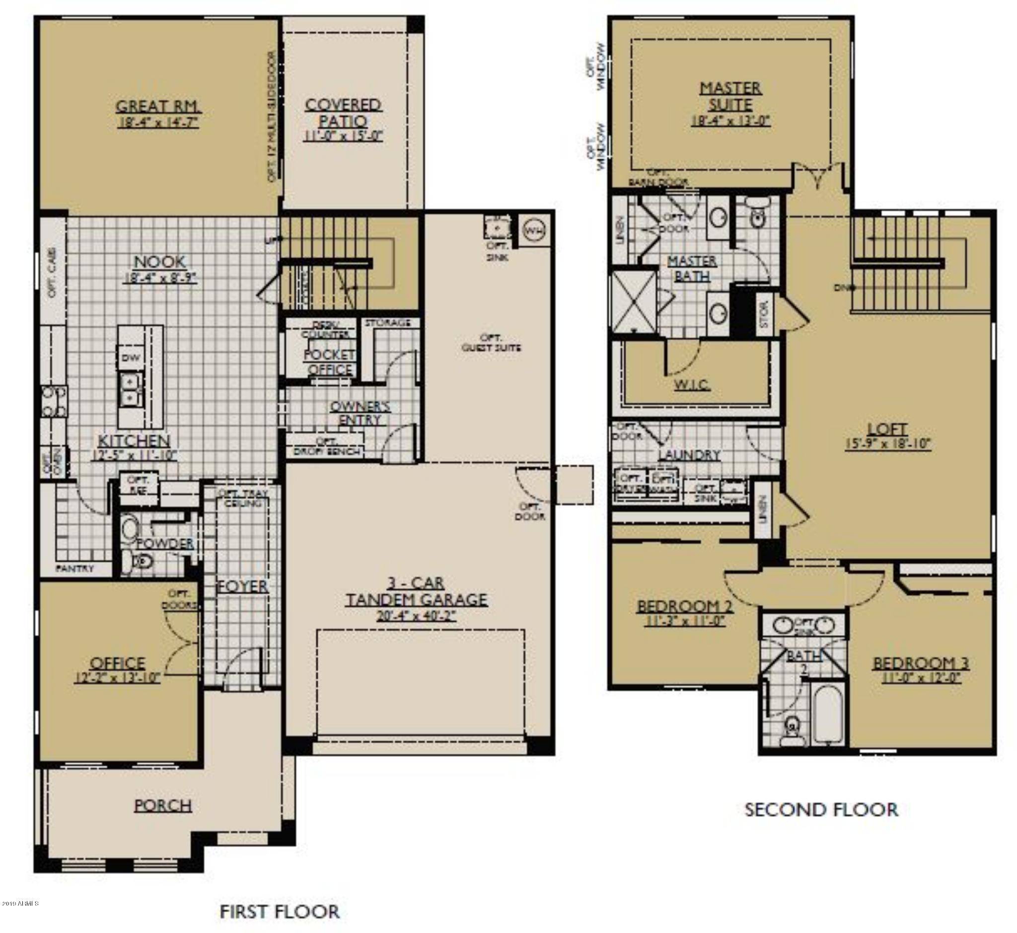 MLS 6093453 19961 W HEATHERBRAE Drive, Litchfield Park, AZ 85340 Litchfield Park AZ Three Bedroom