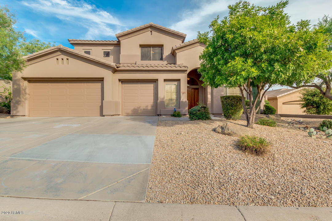 Photo of 10859 E PALM RIDGE Drive, Scottsdale, AZ 85255