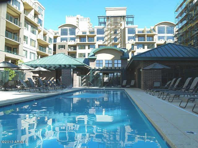 MLS 6095439 2302 N Central Avenue Unit 609, Phoenix, AZ 85004 Phoenix AZ Tapestry Canyon
