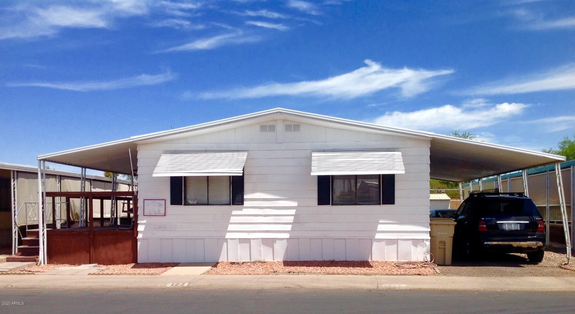 Photo of 8780 E MCKELLIPS Road #122, Scottsdale, AZ 85257