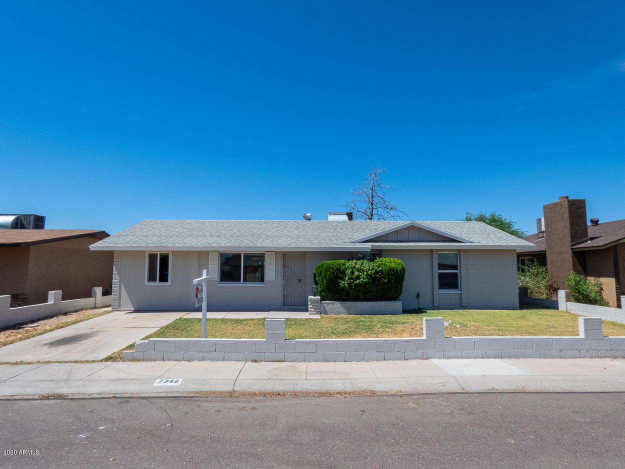Photo of 7342 W MESCAL Street, Peoria, AZ 85345