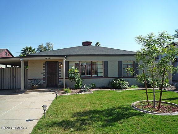 MLS 6097501 Phoenix Metro Area, Phoenix, AZ 85007 Homes w/ Casitas in Phoenix