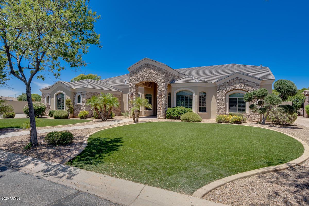 Photo of 2432 E MINTON Street, Mesa, AZ 85213