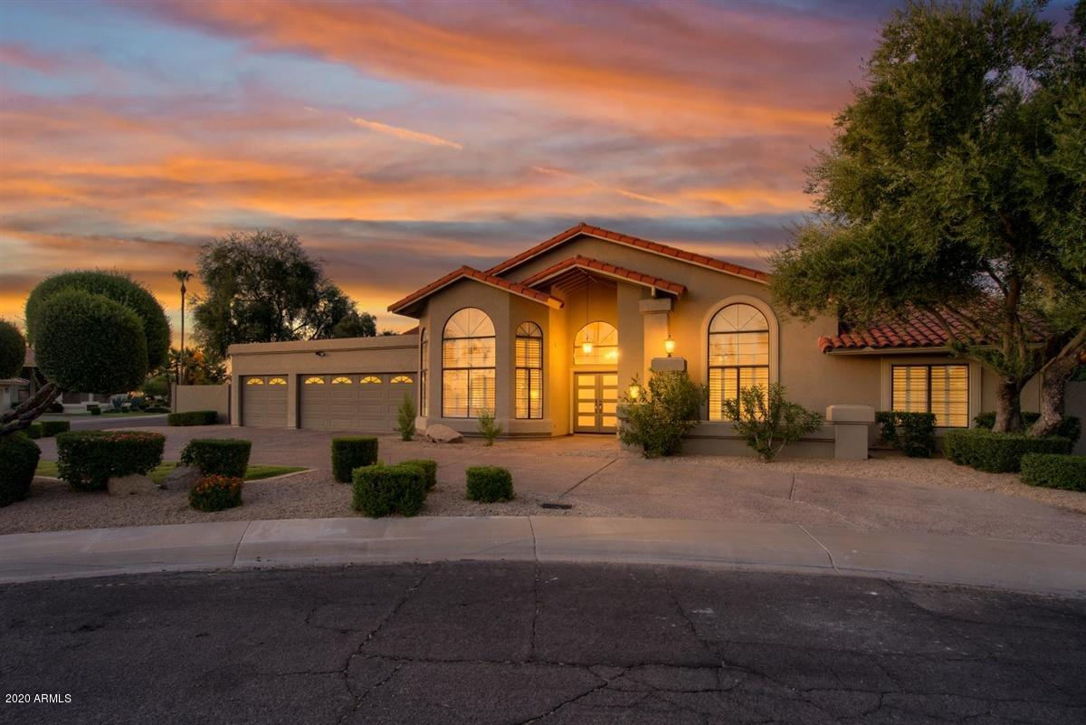 Photo of 9981 E DOUBLETREE RANCH Road, Scottsdale, AZ 85258