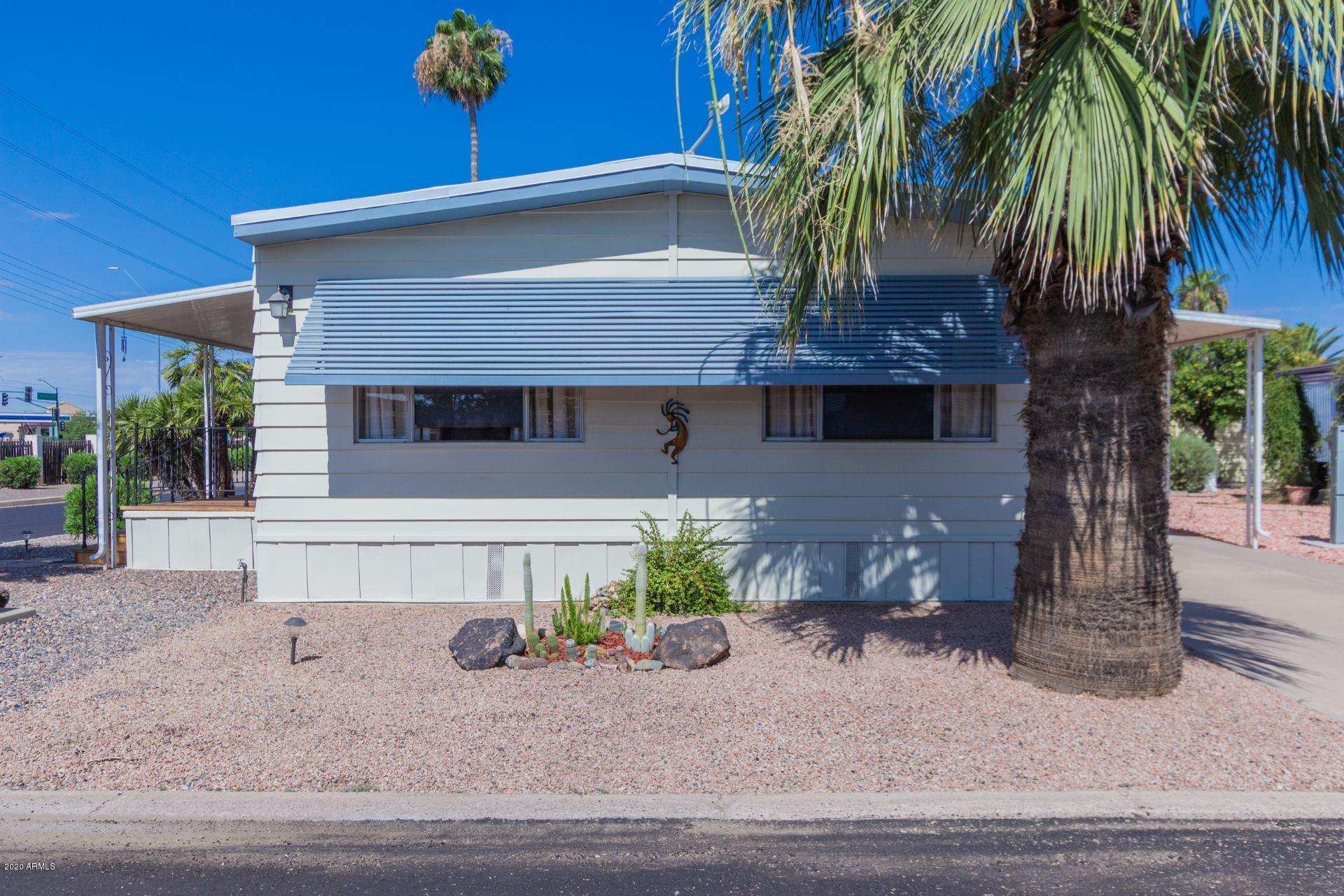 Photo of 2650 W UNION HILLS Drive #45, Phoenix, AZ 85027