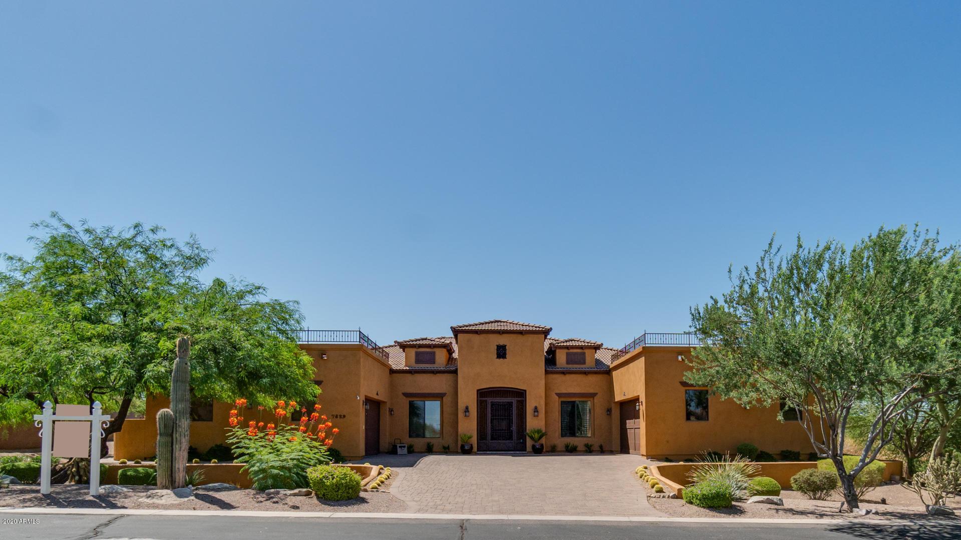 Photo of 7829 E RIVERDALE Circle, Mesa, AZ 85207