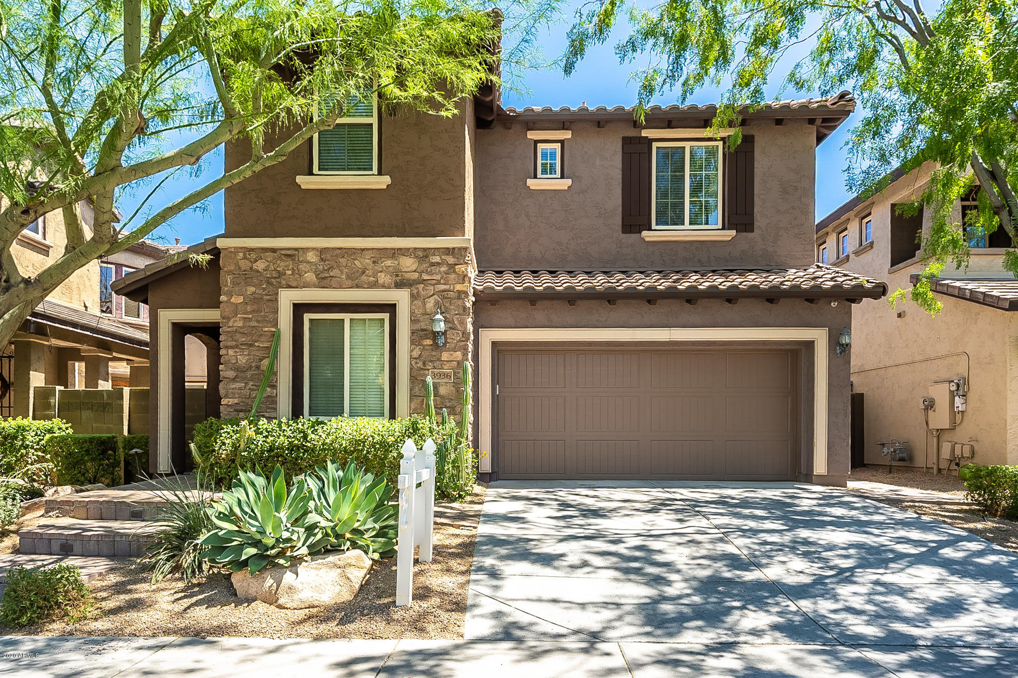 Photo of 3936 E HALF HITCH Place, Phoenix, AZ 85050