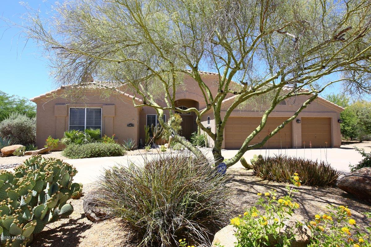 Photo of 26420 N WRANGLER Road, Scottsdale, AZ 85255