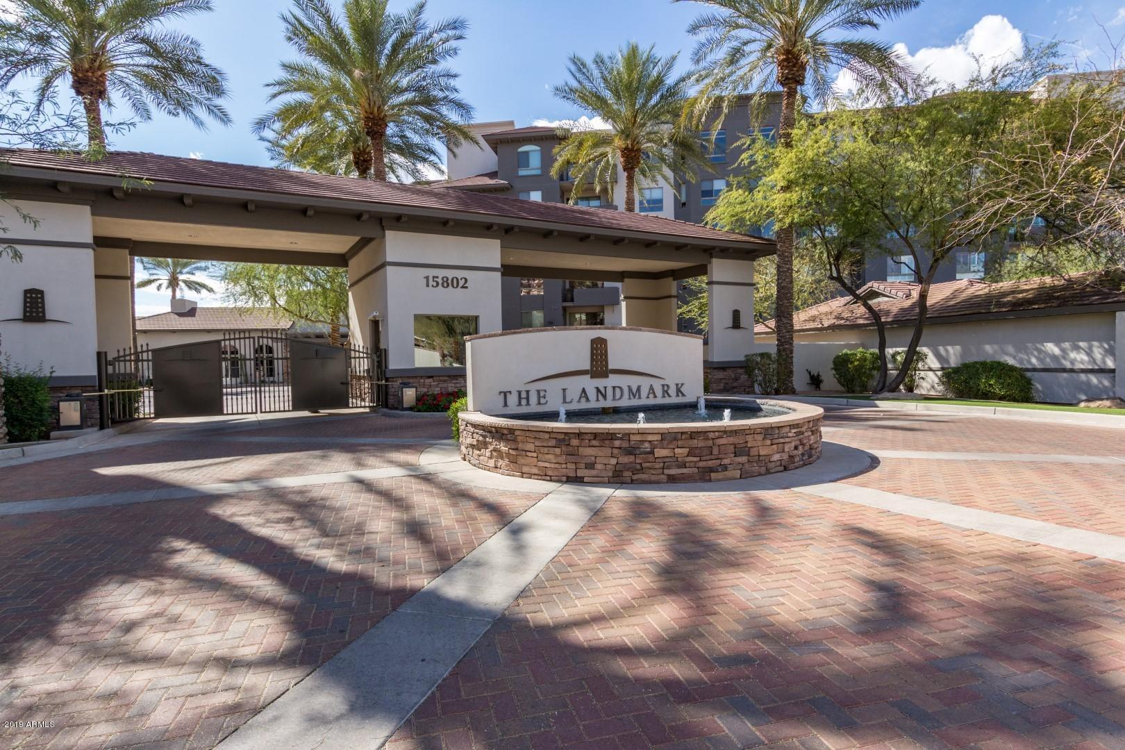 MLS 6107374 15802 N 71ST Street Unit 307, Scottsdale, AZ 85254 Scottsdale AZ The Landmark