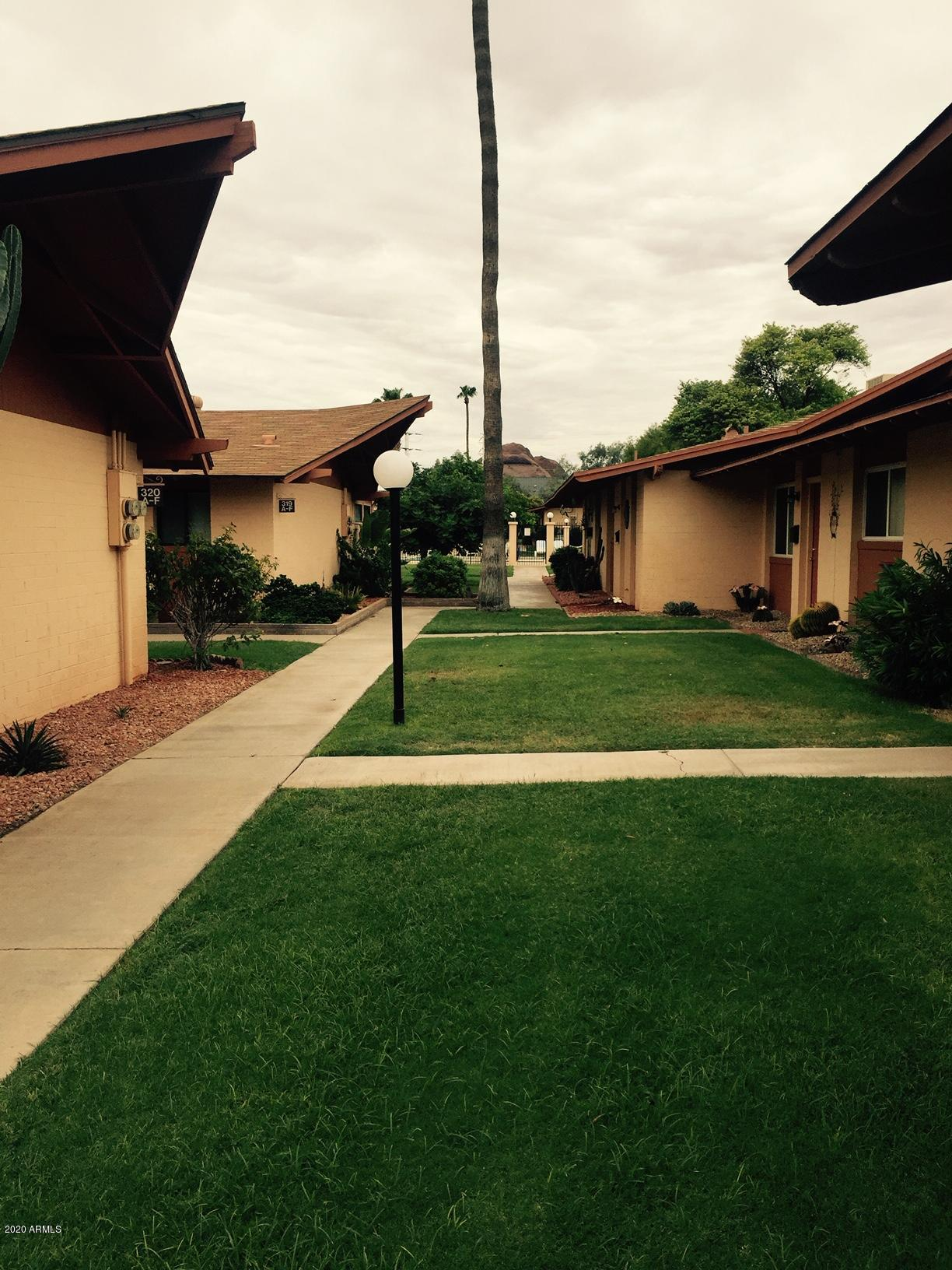 Photo of 6721 E MCDOWELL Road #E326, Scottsdale, AZ 85257
