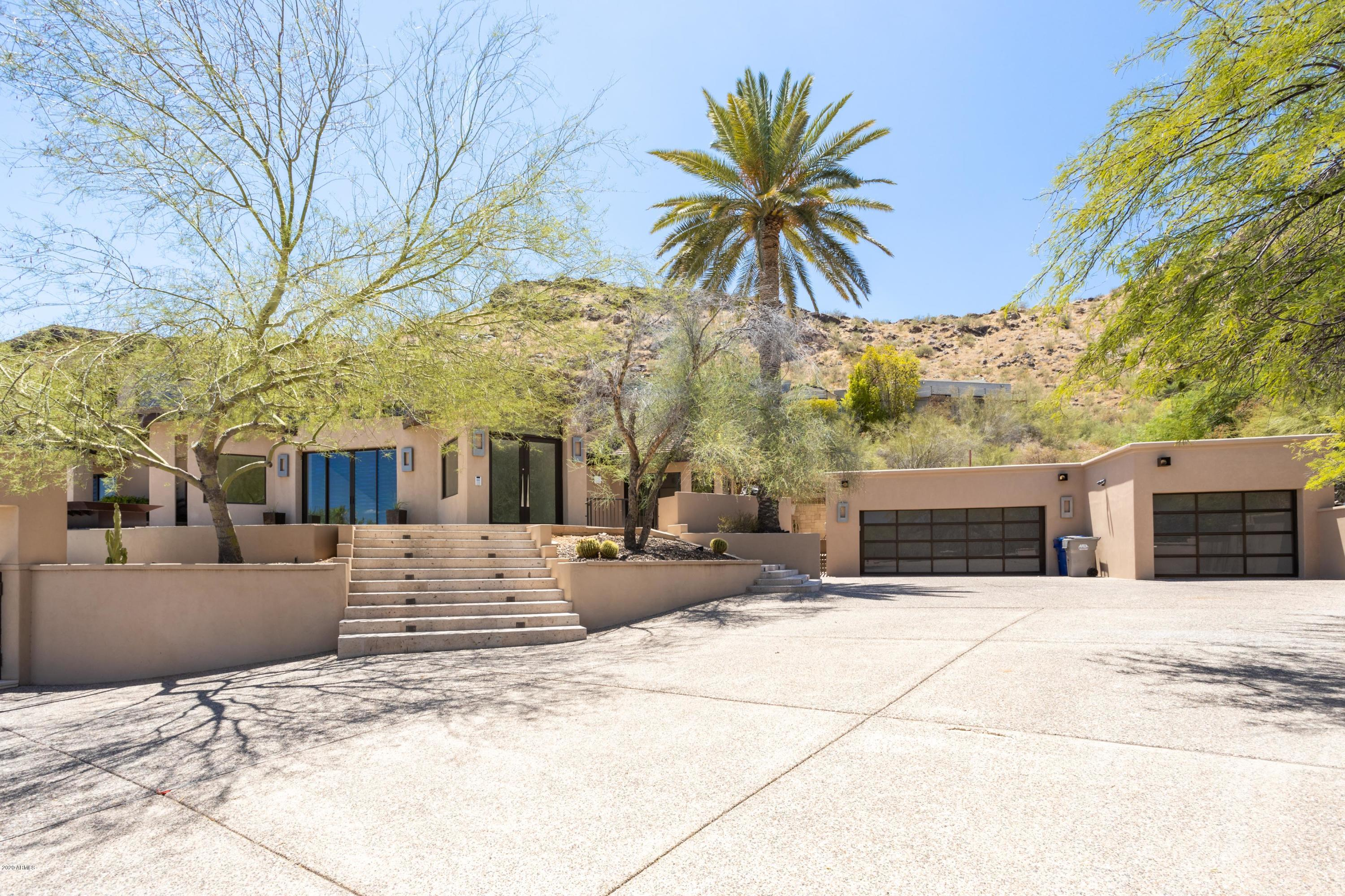 MLS 6114485 6015 E Quartz Mountain Road, Paradise Valley, AZ 85253 Paradise Valley AZ Mummy Mountain Park