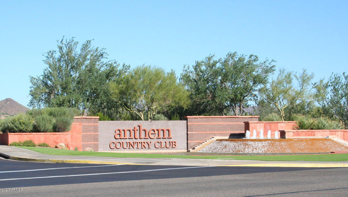 MLS 6116190 42402 N BACK CREEK Way, Anthem, AZ 85086 Anthem AZ Gated