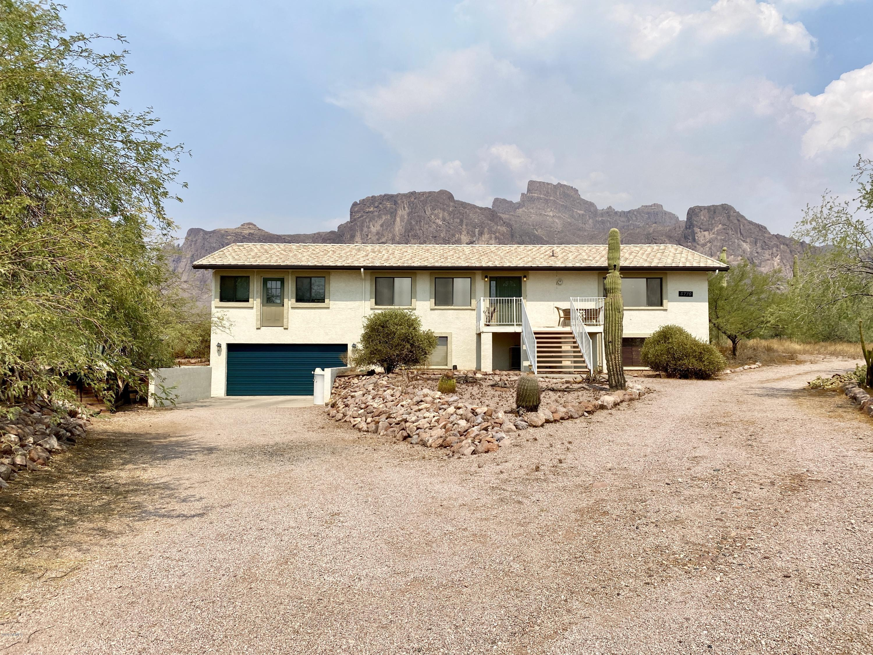 MLS 6121158 5770 E ROUNDUP Street, Apache Junction, AZ 85119 Apache Junction AZ Four Bedroom