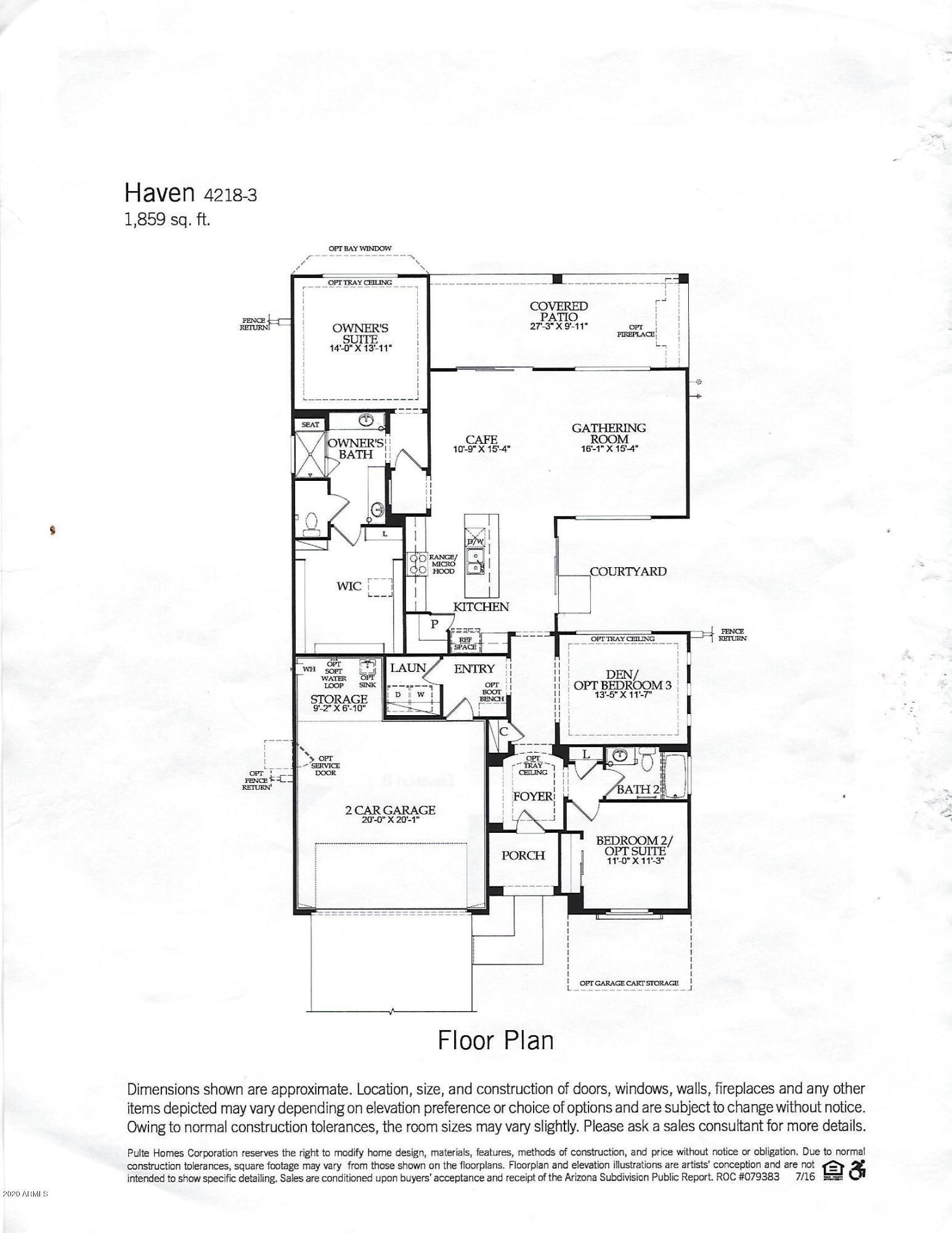 MLS 6123957 3930 E AUGUSTA Avenue, Chandler, AZ 85249 Chandler AZ Adult Community