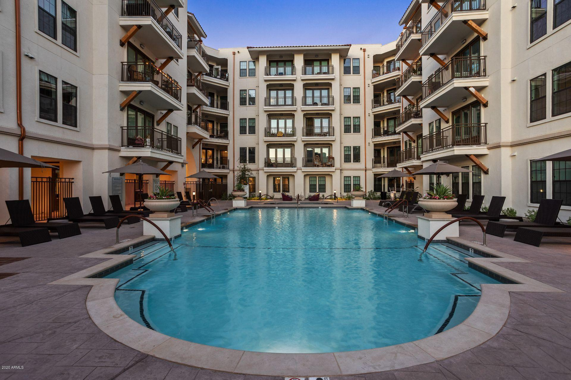 2727 E Camelback Road Unit All on One Level,Courty Photo 12