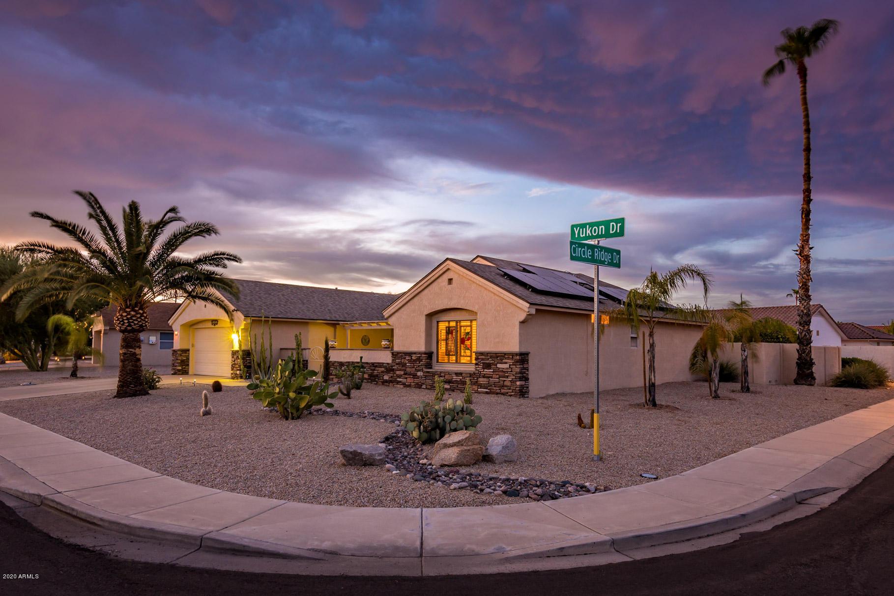 MLS 6133304 20807 N YUKON Drive, Sun City West, AZ 85375 Sun City West AZ Eco-Friendly