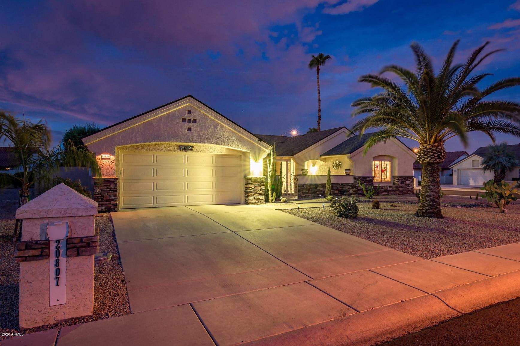 MLS 6133304 20807 N YUKON Drive, Sun City West, AZ 85375 Sun City West AZ Two Bedroom