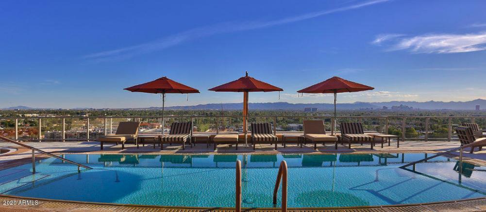 MLS 6130449 2211 E CAMELBACK Road Unit 802, Phoenix, AZ 85016 Phoenix AZ Two Bedroom