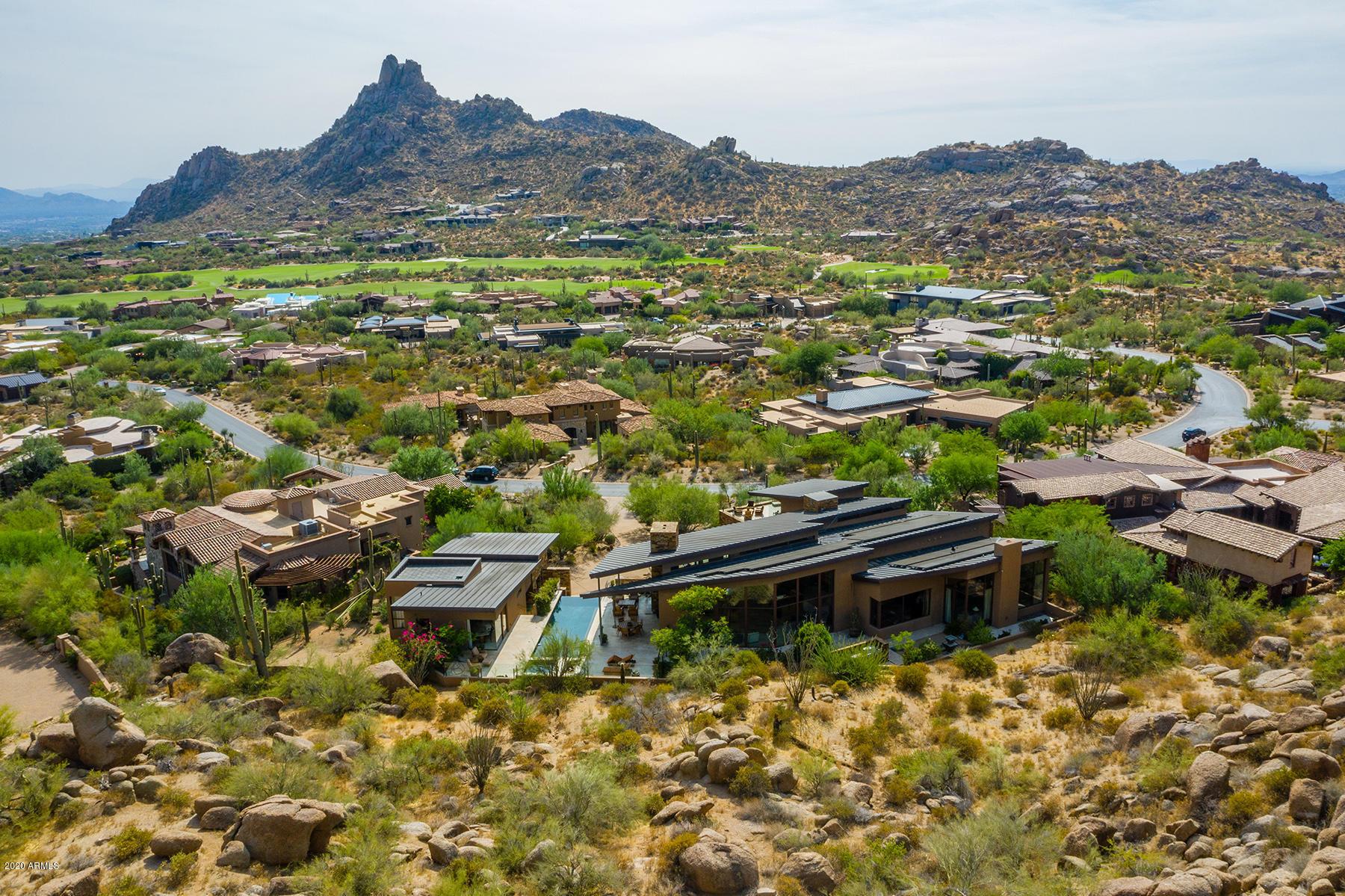 MLS 6126841 27519 N 103RD Way, Scottsdale, AZ 85262 Scottsdale AZ Estancia