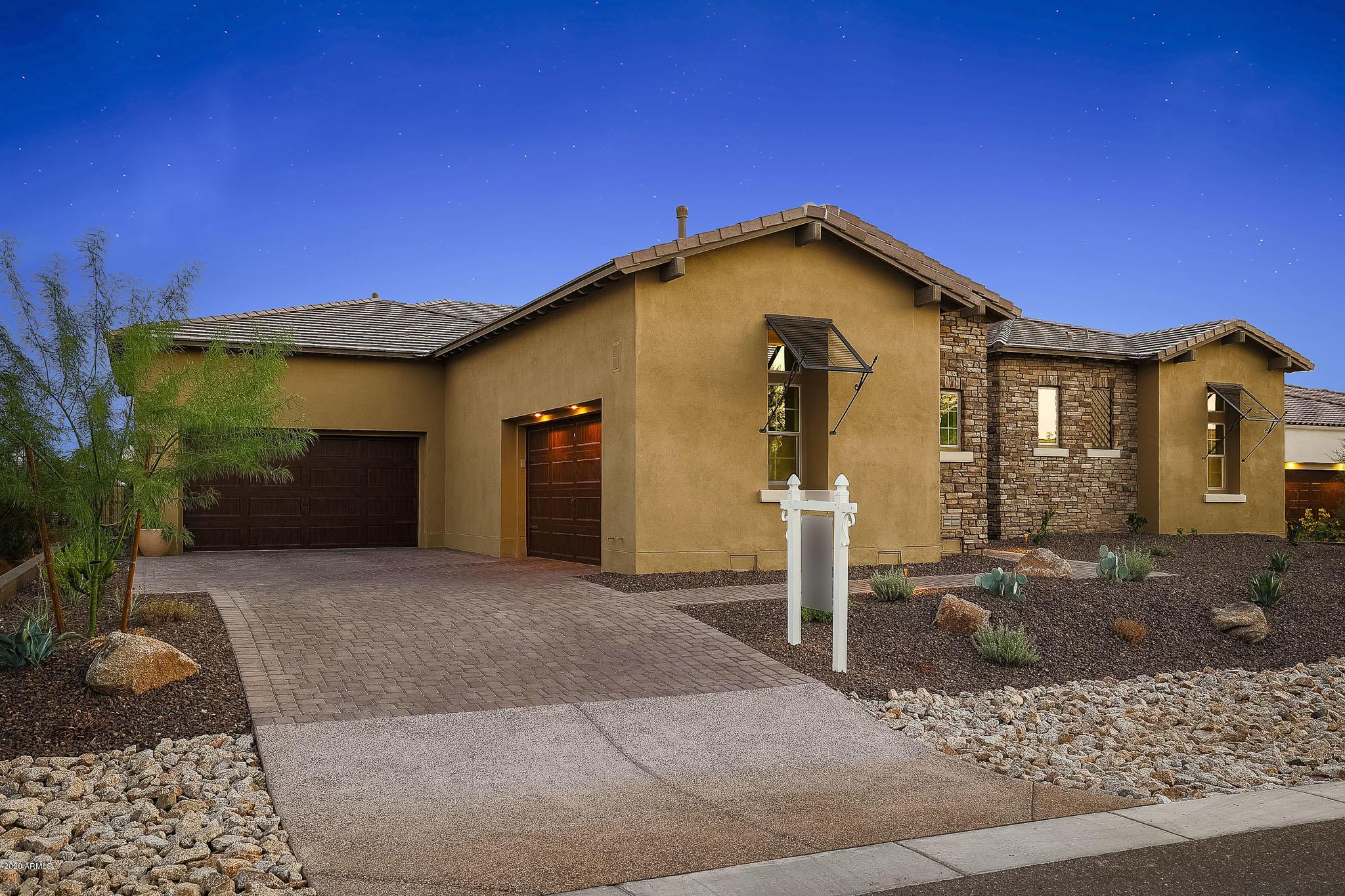 MLS 6127997 5415 E DEW DROP Trail, Cave Creek, AZ 85331 Cave Creek AZ Newly Built