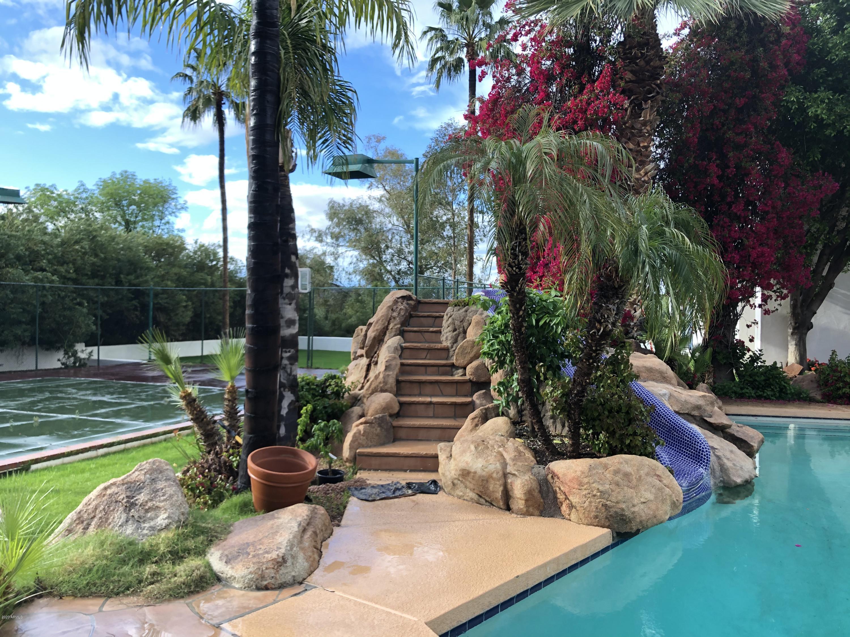 MLS 6132449 7634 N LAS BRISAS Lane, Paradise Valley, AZ 85253 Paradise Valley AZ Tennis Court