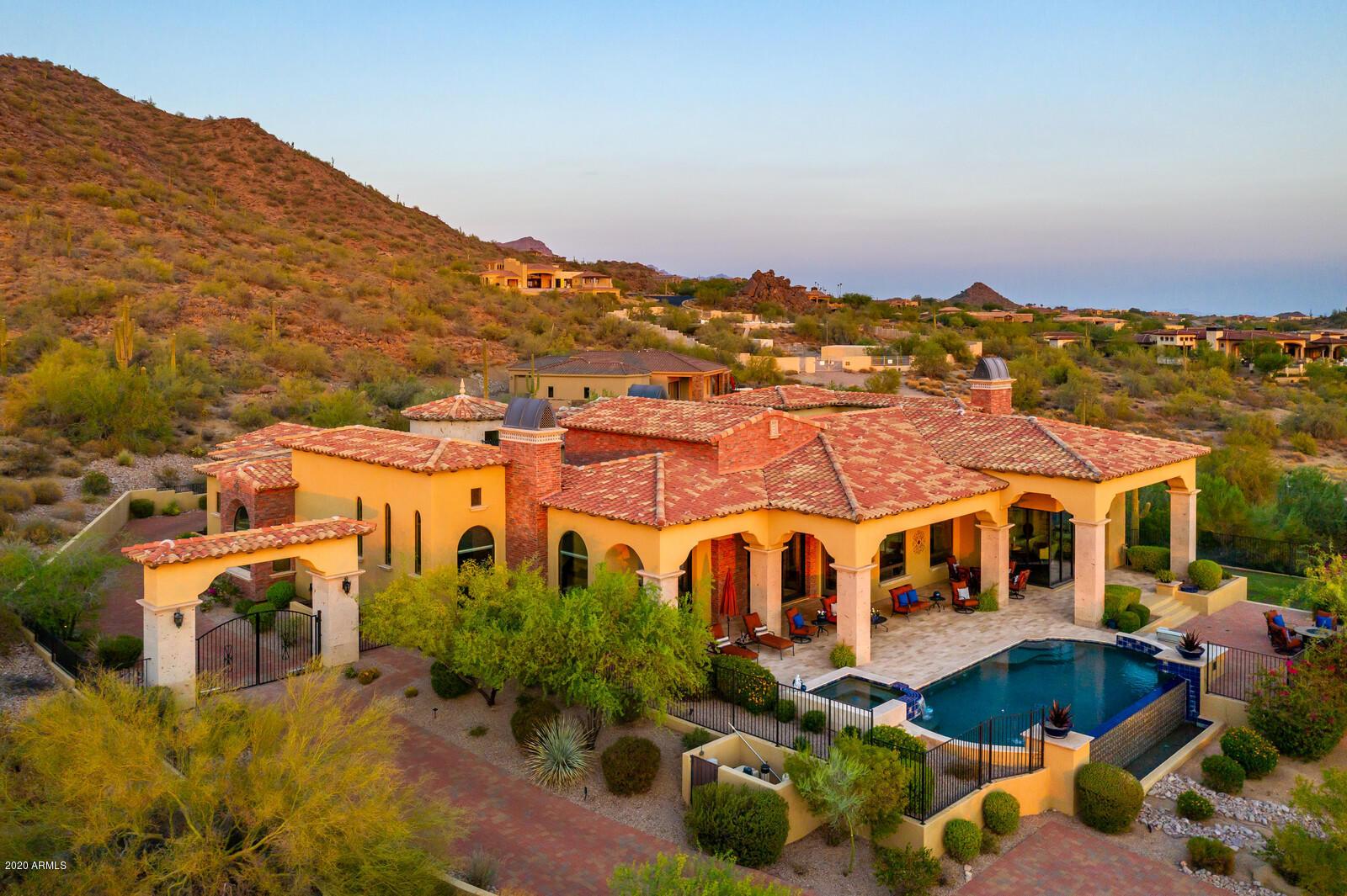 MLS 6129687 3711 N Hawes Road, Mesa, AZ 85207 Mesa AZ Golf