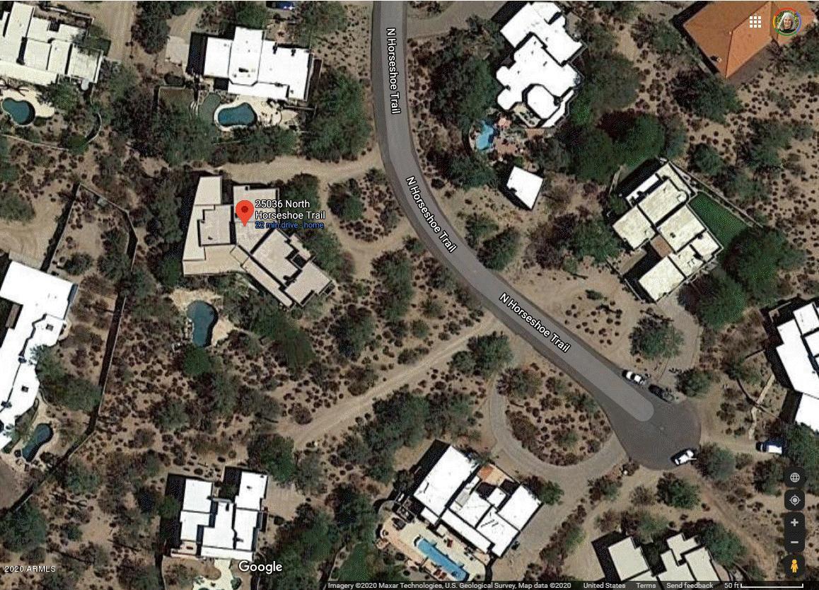 MLS 6135792 25036 N HORSESHOE Trail, Scottsdale, AZ 85255 Scottsdale AZ Happy Valley Ranch