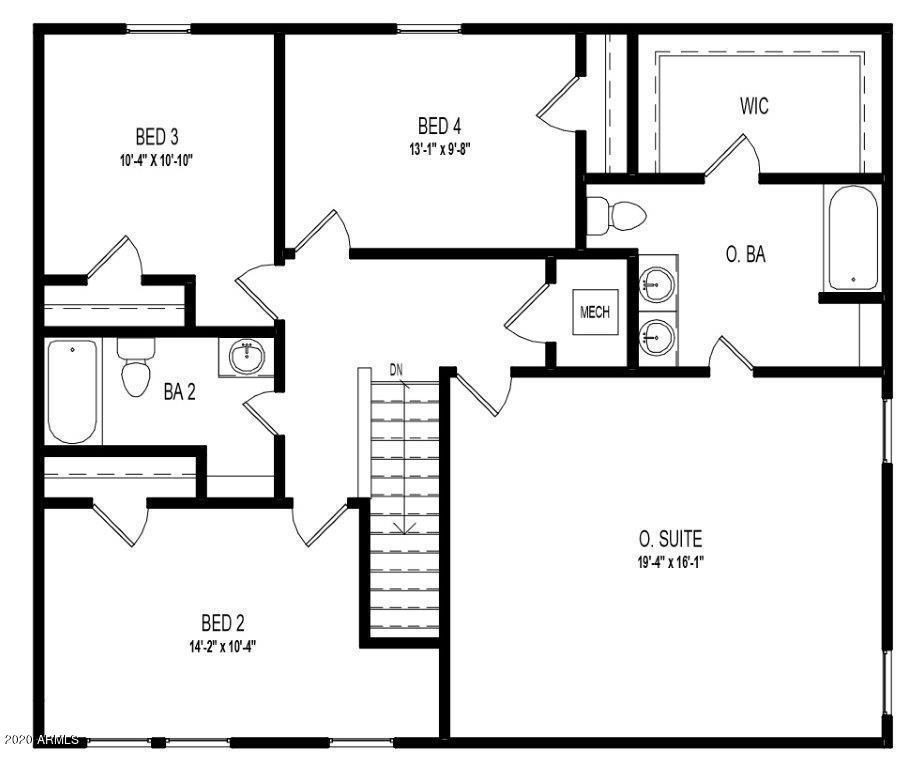 MLS 6137284 298 E IMPALA Court, Casa Grande, AZ 85122 Casa Grande AZ Newly Built